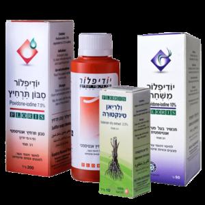 תרופות ללא מרשם פלוריש