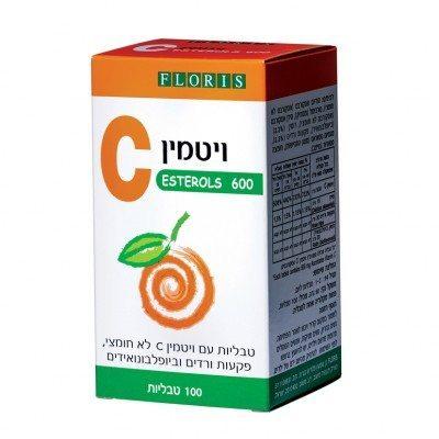 vitamin C esterol 600